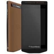 Blackberry P9982 Porsche Design 4G NFC 64GB, cognac