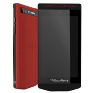 Blackberry P9982 Porsche Design 4G NFC 64GB, red