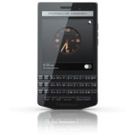 Blackberry Porsche Design P'9983, schwarz