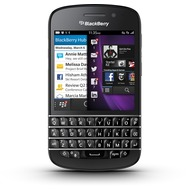 Blackberry Q10 (QWERTZ), Black