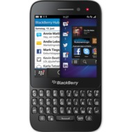 Blackberry Q5, black