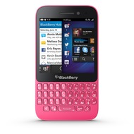 Blackberry Q5, pink
