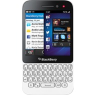 Blackberry Q5, white