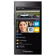 Blackberry Z3, schwarz