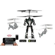 MAPTAQ QRobot für iOS /  Android Smartphones und Tablet-PCs