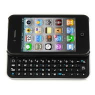 Bluetooth Slide Keyboard Case f�r iPhone 4