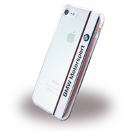 BMW SilikonCover Apple iPhone 7 - Transparent Weiss