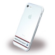 BMW SilikonCover Apple iPhone 7 - Weiss