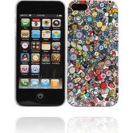 """Bodino Schutzhülle """"Button Up"""" für iPhone 5"""