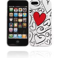 """Bodino Schutzhülle """"Hearts"""" für iPhone 5"""