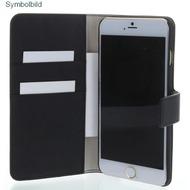 BookStyle Tasche Vertikal mit Halterung für Sony Xperia Z5 Premium,Z5 Premium Dual - schwarz