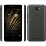 BQ Aquaris U, black/ graphite grey
