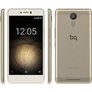 BQ Aquaris U Plus, white/ gold