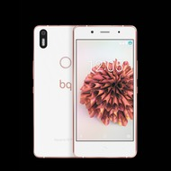BQ Aquaris X5 Plus, 16 GB, white/ rose gold