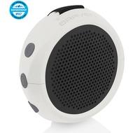 Braven 105 tragbarer HD Bluetooth-Lautsprecher - IPX7 wasserdicht - weiß