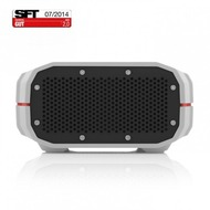Braven BRV-1 HD Wireless Speaker 1400mAh grau/ rot BRV1GRB