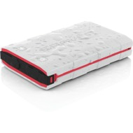 Braven BRV-BANK Rugged Backup Battery, 6.000mAh, grau/ rot