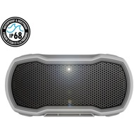 Braven Ready Pro Outdoor Series Bluetooth-Lautsprecher, 2600mAh, IP68, grau/ orange