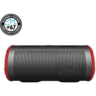Braven Stryde 360 Active Series Bluetooth-Lautsprecher, 2500mAh, IP67, grau/ rot