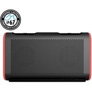Braven Stryde Active Series Bluetooth-Lautsprecher, 4400mAh, IP67, grau/ rot