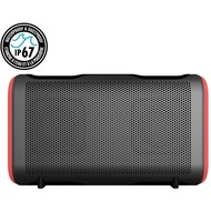 Braven Stryde XL Active Series Bluetooth-Lautsprecher, 4400mAh, IP67, grau/ rot
