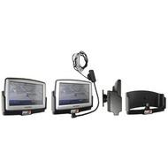 Brodit Halter mit Pass-Through Connector TomTom XL