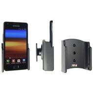 Brodit Handyhalter mit Kugelgelenk für Samsung i9100 Galaxy S2