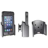 Brodit Handyhalter mit Kugelgelenk für iPhone 5/ 5S/ SE mit Otterbox Armor Case