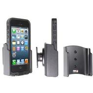 Brodit Handyhalter mit Kugelgelenk für iPhone 5/ 5S/ SE mit Lifeproof Case