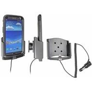 Brodit Samsung Galaxy Mega 6.3 KFZ-/ Autohalterung mit Ladefunktion über Zigarettenanzünder