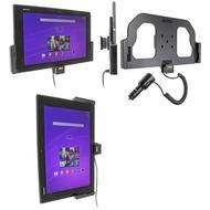 Brodit Sony Xperia Z2 Tablet KFZ-/ Autohalterung mit Ladefunktion über Zigarettenanzünder