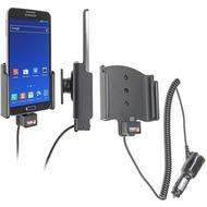 Brodit Samsung Galaxy Note 3 Neo KFZ-/ Autohalterung mit Ladefunktion über Zigarettenanzünder