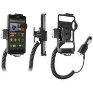 Brodit Sony Xperia Z3 Compact KFZ-/ Autohalterung mit Ladefunktion über Zigarettenanzünder