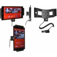 Brodit Sony Xperia Z3 Tablet Compact KFZ-/ Autohalterung mit Ladefunktion über Zigarettenanzünder