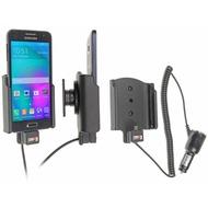 Brodit Samsung Galaxy A3 (1. Gen. 2014/ 2015) KFZ-/ Autohalterung mit Ladefunktion über Zigarettenanzünder
