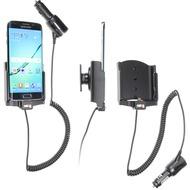 Brodit Samsung Galaxy S6 Edge KFZ-/ Autohalterung mit Ladefunktion über Zigarettenanzünder