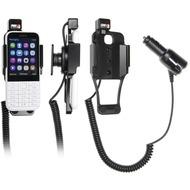 Brodit Nokia 225 KFZ-/ Autohalterung mit Ladefunktion über Zigarettenanzünder