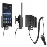Brodit Huawei P9 KFZ-/ Autohalterung mit Ladefunktion über Zigarettenanzünder