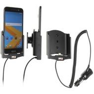 Brodit HTC 10 KFZ-/ Autohalterung mit Ladefunktion über Zigarettenanzünder