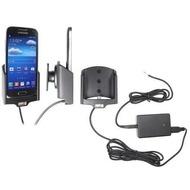 Brodit Aktivhalter für Samsung Galaxy S4 mini (Festinstallation)
