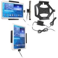 Brodit Samsung Galaxy Tab S 10.5 SM-T800 KFZ-/ Autohalterung mit Ladefunktion (Festinstallation)
