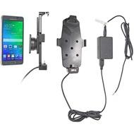 Brodit Samsung Galaxy Alpha KFZ-/ Autohalterung mit Ladefunktion (Festinstallation)