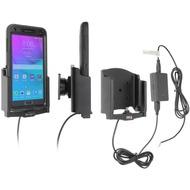 Brodit Samsung Galaxy Note 4 KFZ-/ Autohalterung mit Ladefunktion (Festinstallation)