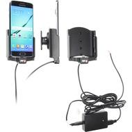 Brodit Samsung Galaxy S6 Edge KFZ-/ Autohalterung mit Ladefunktion (Festinstallation)