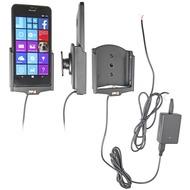 Brodit Nokia Lumia 640 XL KFZ-/ Autohalterung mit Ladefunktion (Festinstallation)