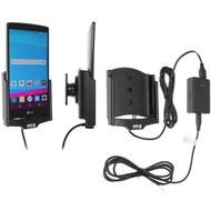 Brodit LG G4 KFZ-/ Autohalterung mit Ladefunktion (Festinstallation)