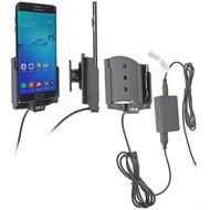 Brodit Samsung Galaxy S6 edge+ KFZ-/ Autohalterung mit Ladefunktion (Festinstallation)