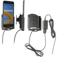 Brodit HTC 10 KFZ-/ Autohalterung mit Ladefunktion (Festinstallation)