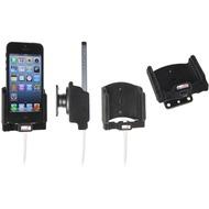 Brodit Aktivhalter mit Pass-Through Connector für iPhone 5/ 5S/ SE (Lightning-30Pin)
