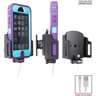 Brodit PDA Halter passiv iPhone 5/ 5S/ SE mit Otterbox (Lightning to USB)